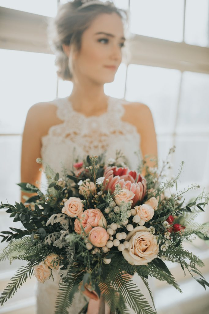 Avant Garden Are A Belper Florist Who Create Beautiful Wedding Flowers And Floral Arrangements